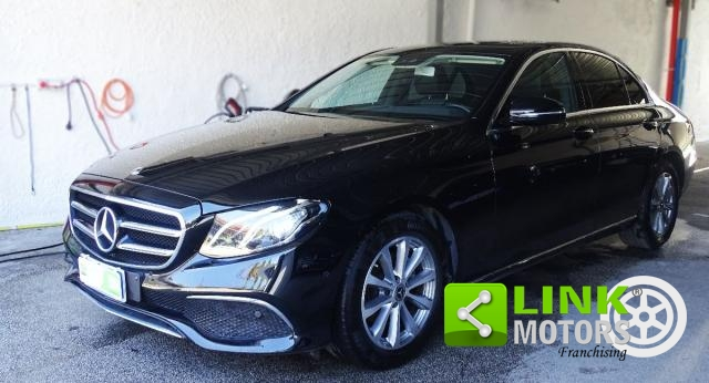 MERCEDES E 200 D - BUSINESS -AUTOMATIC 2018