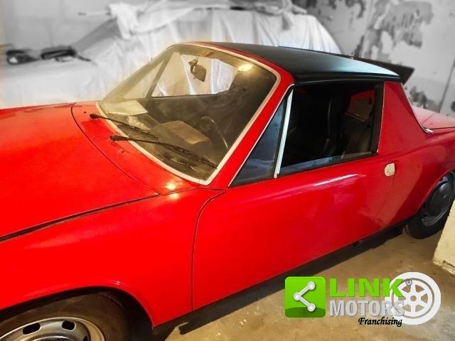 VW-PORSCHE 914 DEL 1979 ISCRITTA A.S.I.