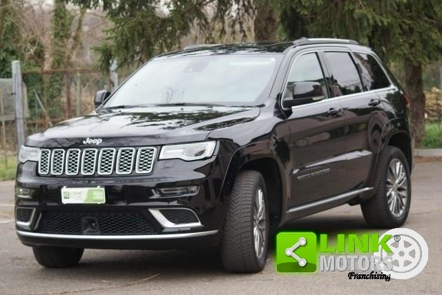 JEEP GRAND CHEROKEE 3.0 V6 CRD 250CV SUMMIT PACK PLATINUM