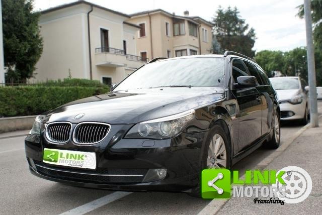 BMW 520 D ANNO 2009 IN PERFETTE CONDIZIONI E PRONTA ALLA GUIDA DA SUBITO