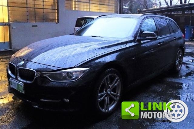BMW 316 D TOURING AUTOMATICO SPORT LINE