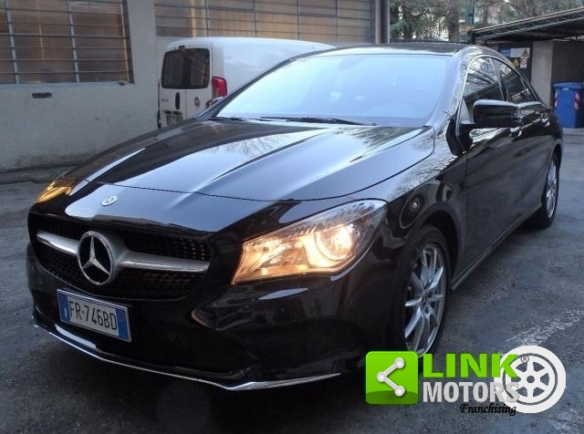MERCEDES CLASSE CLA 200 D 4MATIC AUTOMATIC BUSINESS