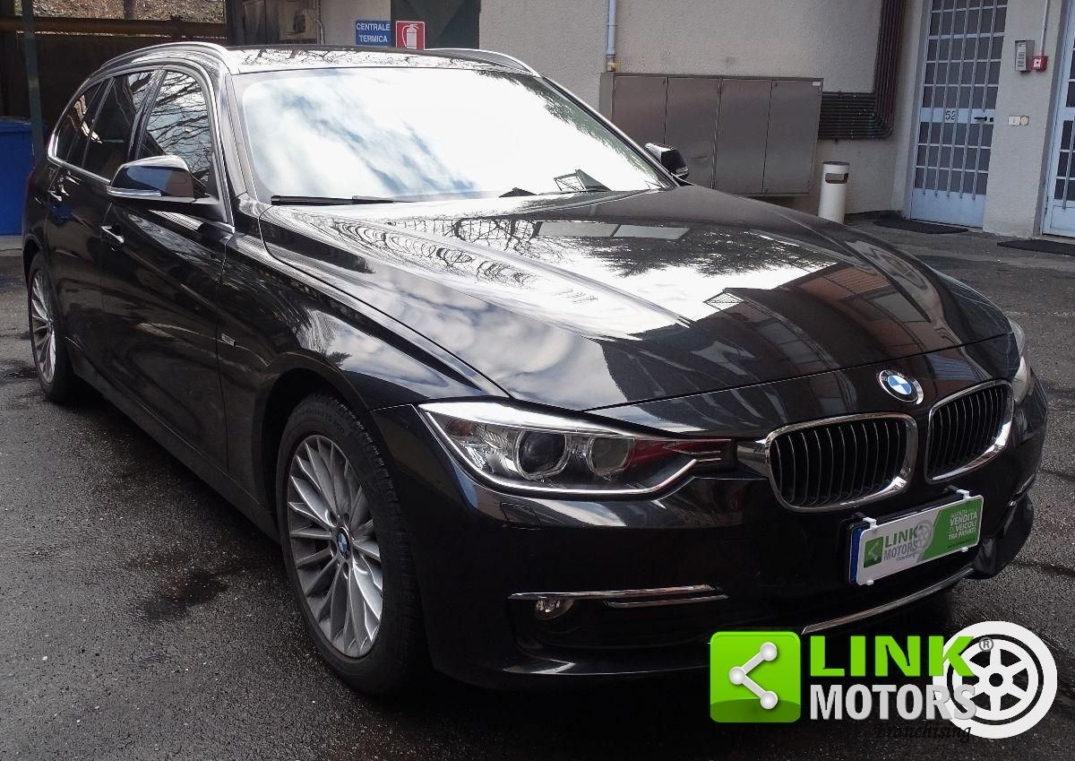 BMW SERIE 3 TOURING 320D LUXURY LINE