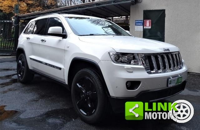 JEEP GRAND CHEROKEE 3.0 CRD DPF OVERLAND