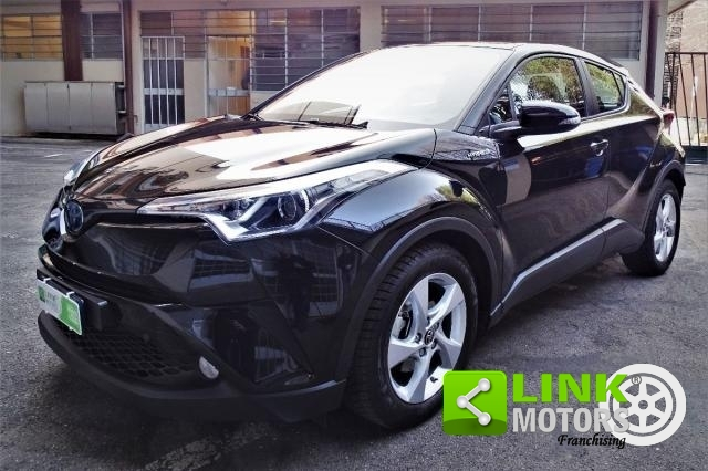 TOYOTA C-HR 1.8 HYBRID CLUB