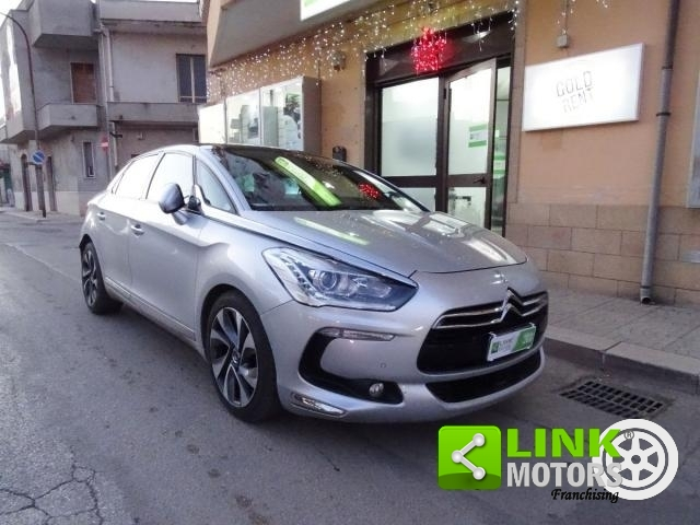 CITROEN DS5 DS5 2.0 HDI 160 SO CHIC