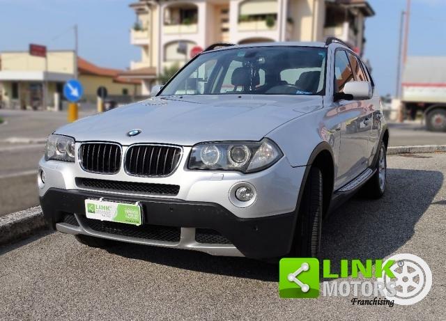 BMW - X3 - XDRIVE20D FUTURA