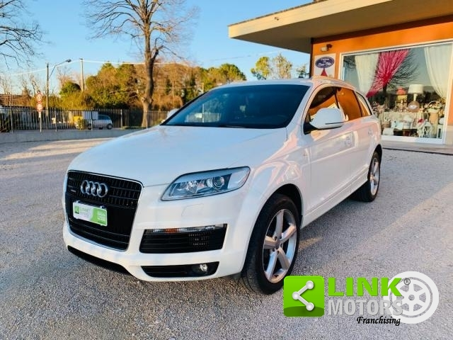 AUDI Q7 3.0 V6 TDI 240 CV ADVANCED 4X4