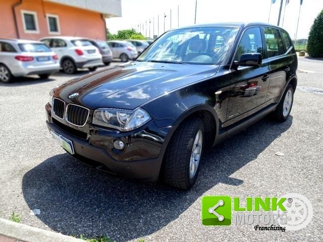 BMW - X3 - XDRIVE20D