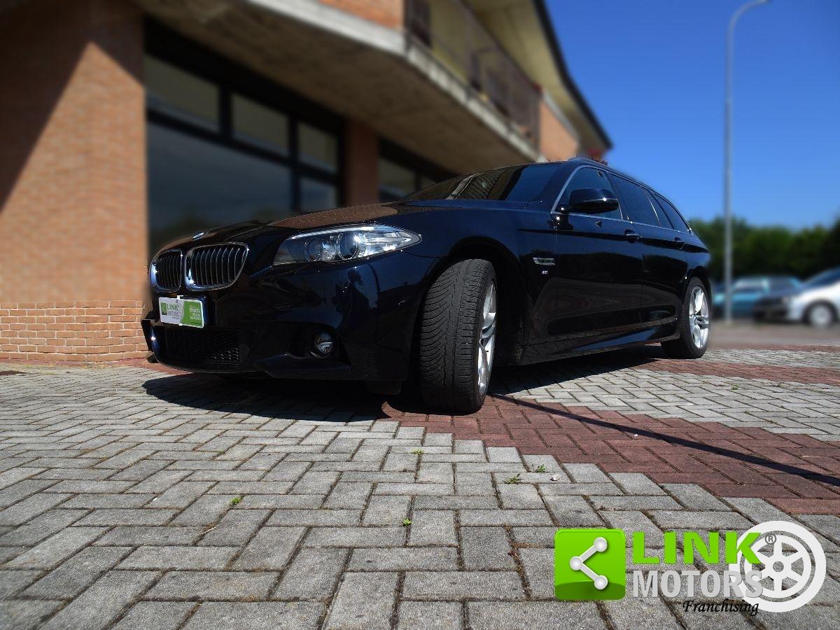 BMW - SERIE 5 - 520D MSPORT