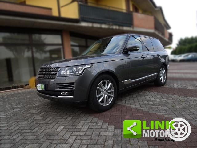 LAND ROVER - RANGE ROVER - 3.0 TDV6 VOGUE