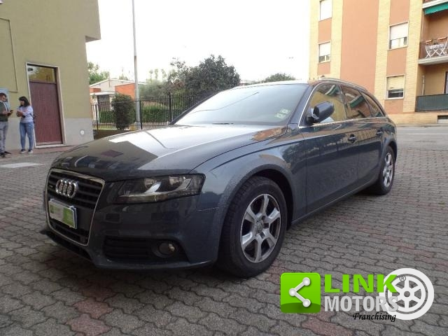 AUDI - A4 AVANT - 2.0 TFSI 211 CV ATTRACTION