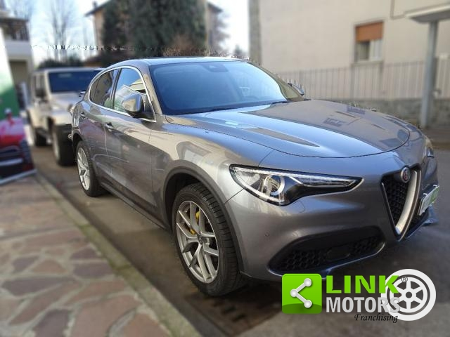 ALFA ROMEO STELVIO STELVIO 2.0 TURBO 280CV AT8 Q4 FIRST ED. UNICO PROPRIETARIO