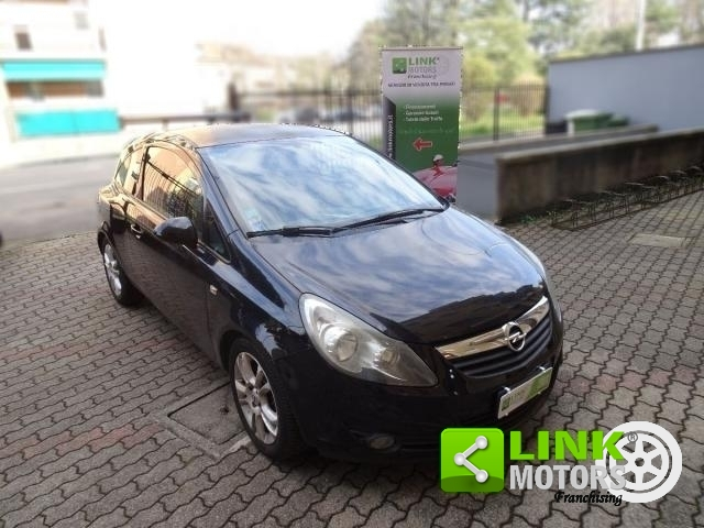 OPEL CORSA 1.2 BLACK EDITION GPL