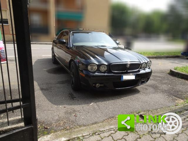 JAGUAR - XJ6 - 3.0 V6 CAT GPL