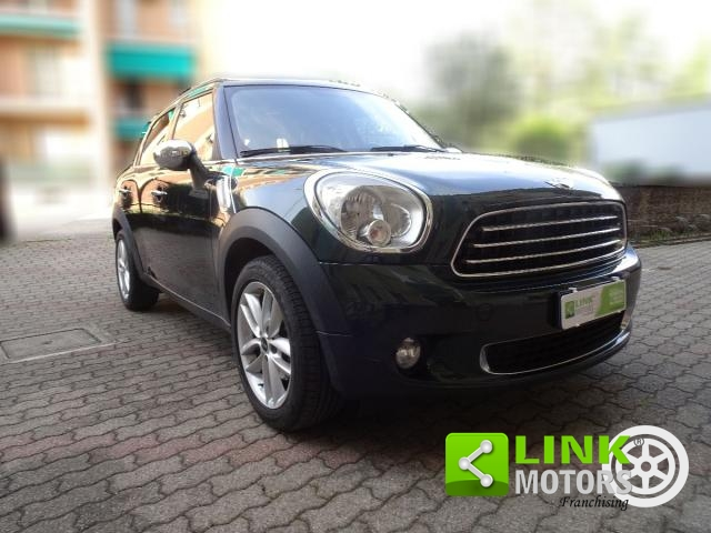 MINI - COUNTRYMAN - ONE