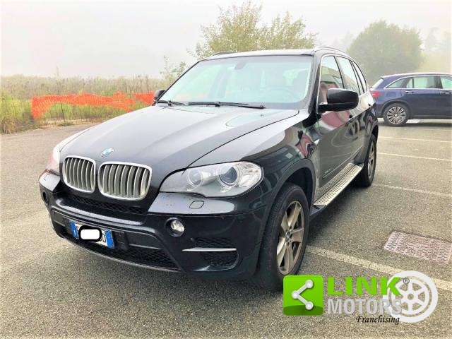 BMW - X5 - XDRIVE30D FUTURA - FULL OPTIONAL CON TV-NAVI-PELLE