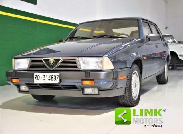 ALFA ROMEO 75 2.5I V6 - MILAN - Rekisteröity ASI