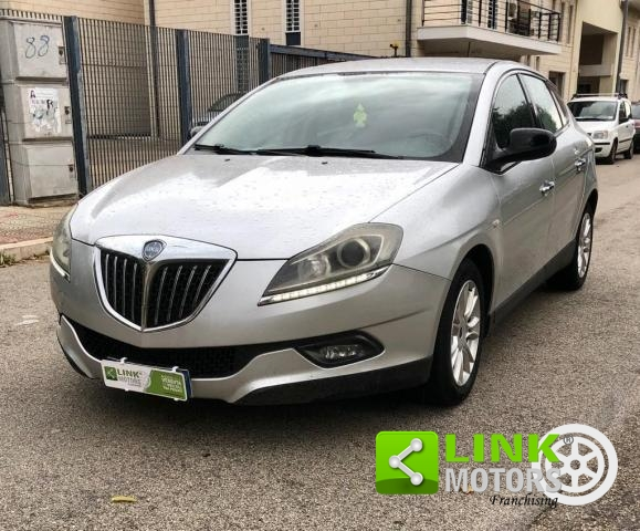 LANCIA - DELTA - 1.6 MJT SILVER 120 HP !! STEREO WITH GPS NAVI, BLUETOOTH !! BELT MADE FROM LITTLE !!!