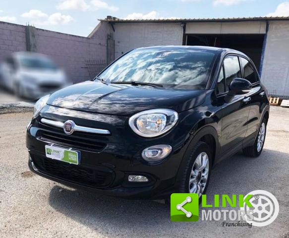 FIAT - 500X - 1.6 MULTIJET 120 HP POP STAR! CRUISE CONTROL! LOOK FOR! COMPUTER!