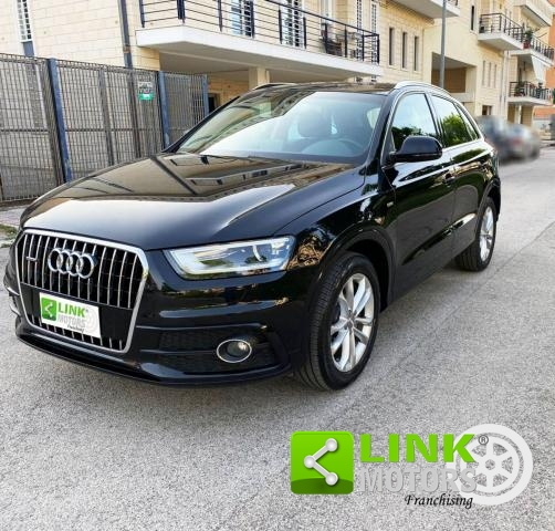 AUDI - Q3 - 2.0 TDI 177CV QUATTRO S TR. ADVANCED NAVI, CERCHI, FULL OPTIONALS
