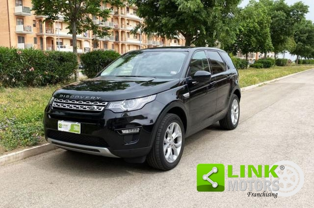 LAND ROVER - DISCOVERY - SPORT 2.2 TD4 HSE. FULL ,NAVI,AUTOMATICA