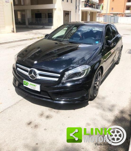 MERCEDES - CLASSE A - 200 CDI 136 CV AUTOMATIC PREMIUM AMG. AUTOMATICA. FULL OPTIONALS
