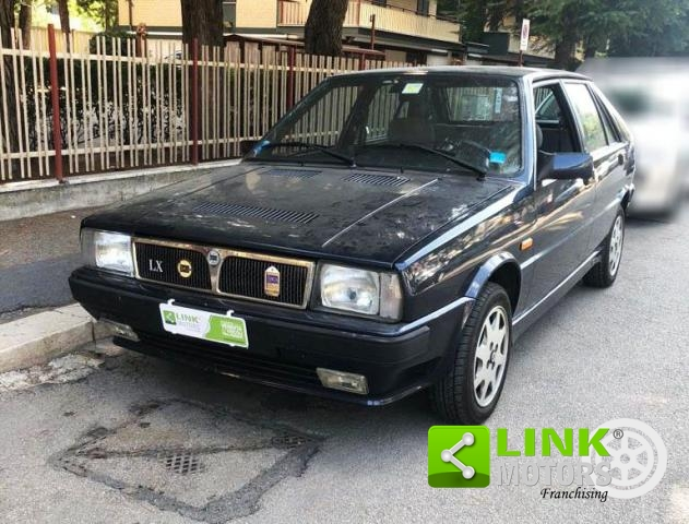 LANCIA - DELTA 1.5 - LX 1992 !. PERFECT! WITHOUT RUST! REGISTERED TO THE LANCIA CLUB!