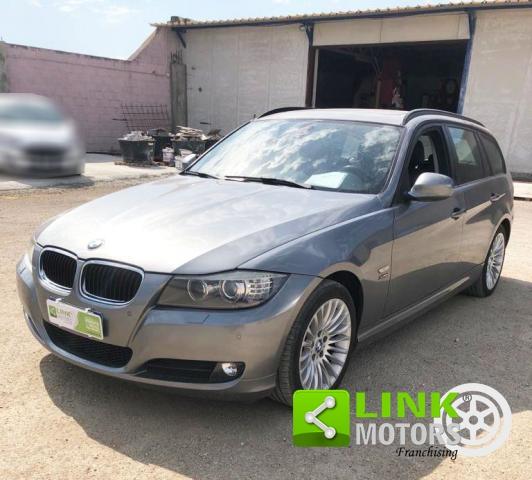 BMW - SERIE 3 - 320D TOURING XDRIVE. FULL!! CERCHI! NAVI GPS! TETTO!! AUTOMATICA!!