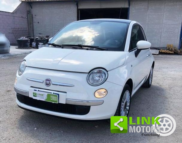 FIAT - 500 - 1.2 LOUNGE. IN EXCELLENT CONDITION! PANORAMIC ROOF!