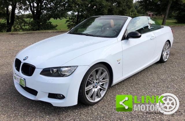 BMW SERIE 3 CABRIO 335I MSPORT
