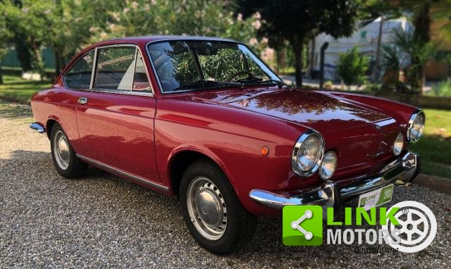 FIAT - 850 - SPORT COUPE