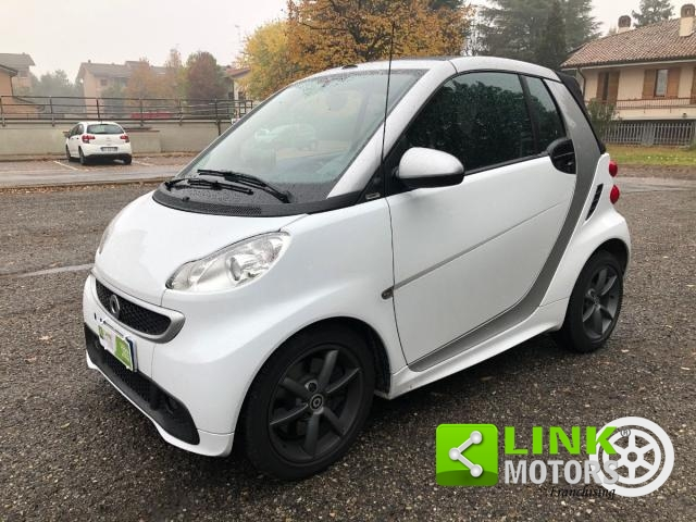 SMART FORTWO CABRIOLET CONVERTIBLE 1.0 MHD PULSE 71CV FL
