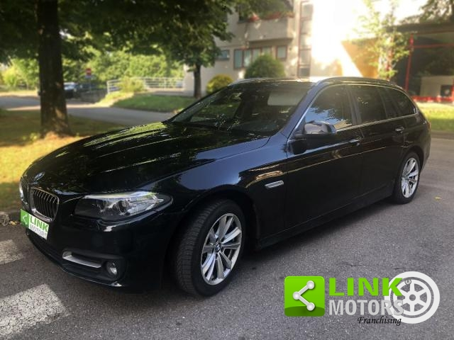 BMW - SERIE 5 TOURING - 520D XDRIVE BUSINESS AUT.