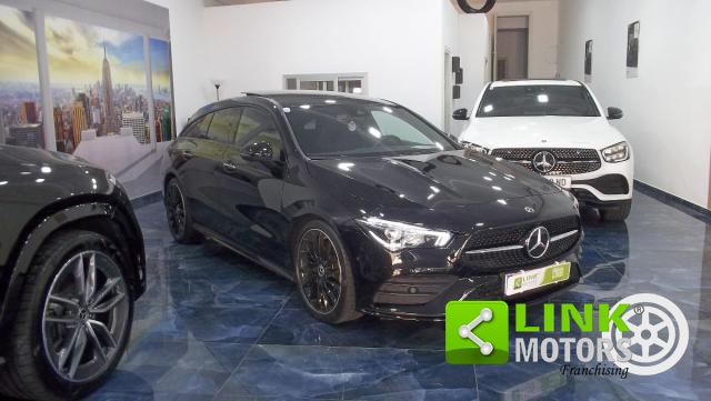 MERCEDES - CLASSE CLA 200 D SHOOTING BRAKE