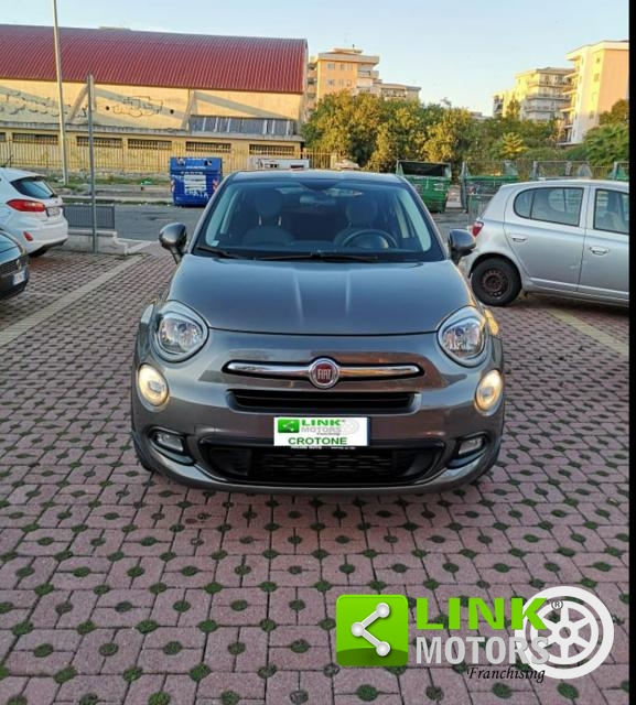 FIAT - 500X - 1.3 M.JET 95 HP ONE OWNER