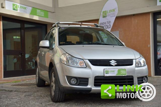 SUZUKI - SX4 - 16V 4WD LPG / 4X4 / TOW HOOK
