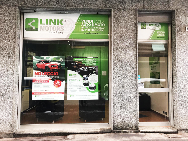 Link Motors - Alessandria