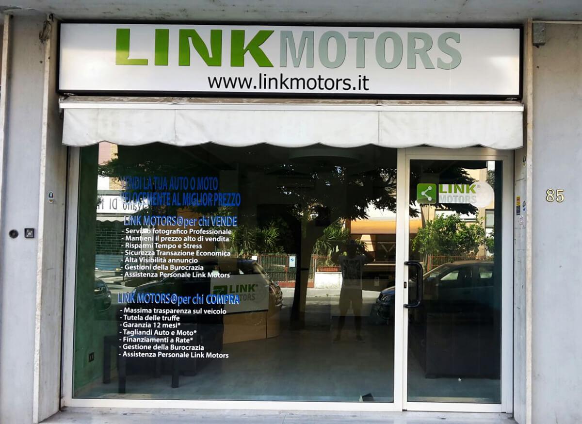 Link Motors - Latina