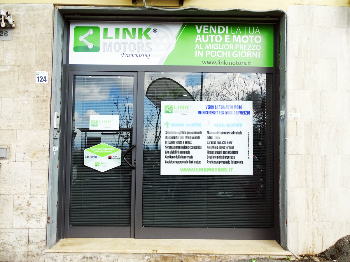 Link Motors - Napoli