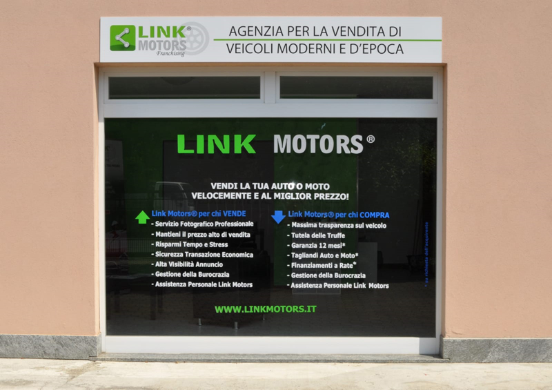 MERCEDES SPRINTER usata | Link Motors Franchising