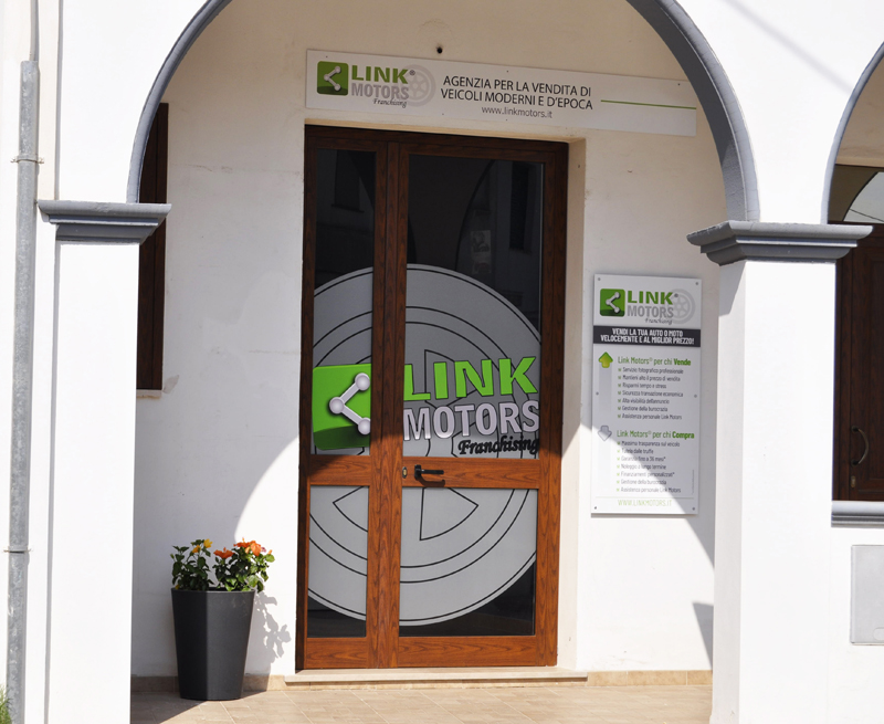 Link Motors - Tricase